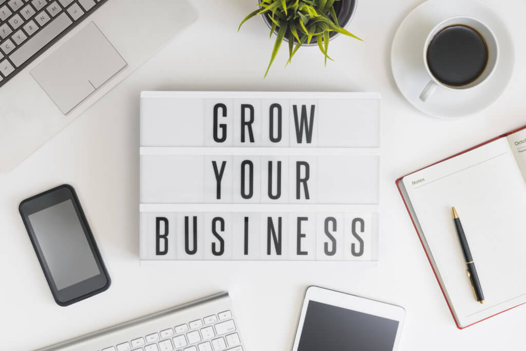 New Year S Resolution I Want To Grow My Small Business